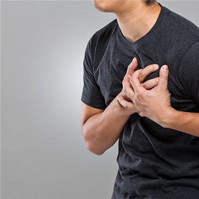 早晨胸口痛是什么原因